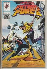 Valiant Comics Rai & The Future Force #12 August 1993 VF+