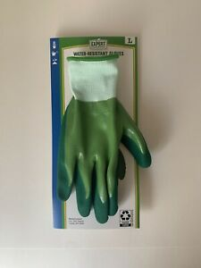 Gardening Gloves, Water Resistant, Men/Women New, Size Large Best Quality