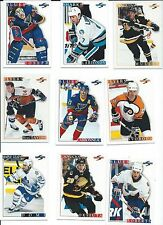 1995-96 Score Hockey Complete your Set U-pick 20 cards STARS included!!!