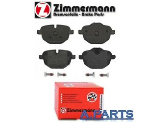 Zimmermann Plaquettes Complet Pour Arrière BMW 5ER F11 X3 F25 G01 Z4 I8