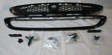 Genuine Smart Car 451 ForTwo Facelift Radiator Grille Kit (BLACK) NEW