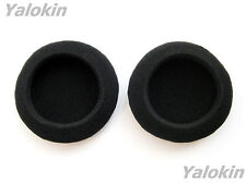 """2 Foam 60-mm / 2.35"""" Inch Replacement Covers Earcushions Earpads for Headphones"""