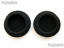 """60 mm / 2.35"""" Inch-2 Foam Replacement Ear Cushions Earpads Covers for Headphones"""
