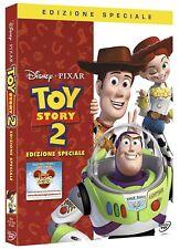 TOY STORY 2 DVD BLU-RAY(Edizione speciale) (Nuovo Sigillato)