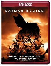 HD-DVD's: Batman Begins, The Departed (NOT FOR BLU-RAY & DVD PLAYERS)