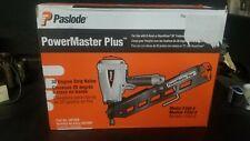 New Paslode Powermaster Plus F350S 30 Degree Strip Nailer 501000