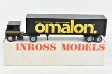 1985 Winross Omalon Olin Carper Semi Truck and Trailer 1:64 NIB