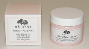 Origins Original Skin Matte Moisturizer 1.7 Oz 50 mL Full Size With Willowherb