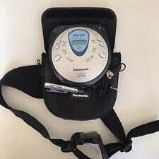 Panasonic SL-SV600J CD-R/RW Portable CD Player w/ FM-AM Radio Anti-Skip