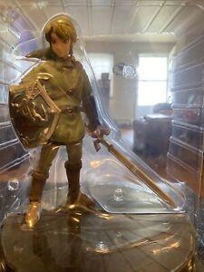 Nintendo Dark Horse - The Legend of Zelda: Twilight Princess 10-Inch Link Statue