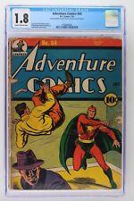 Adventure Comics #64 - DC 1941 CGC 1.8