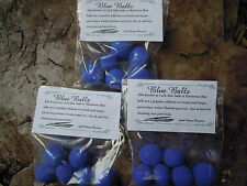 Blue Balls Magick spell supplies spells cleansing good luck Witchcraft Occult