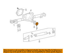 FORD OEM Rear Axle-Companion Flange DL3Z4851A