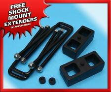 """1.5"""" Rear Steel Lift Kit For 2005-2018 Toyota Tacoma 2WD 4WD 6-Lug"""