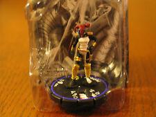 Heroclix Mystique 094 Marvel Armor Wars Unique Purple Ring Super Rare AW 94 SR