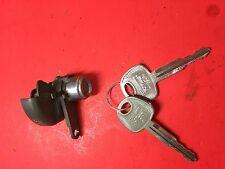 2001-2006 HYUNDAI ELANTRA DRIVER FL DOOR LOCK CYLINDER W/ 2 KEYS USED OEM!