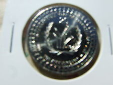 2011 UNC 20 cent INTERNATIONAL YEAR OF VOLUNTEERS coin, comes in 2x2 holder