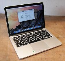 "Apple MacBook Pro Retina 13"" Core i5-4258U 2.4Ghz 4GB 128GB SSD Late 2013 A1502"