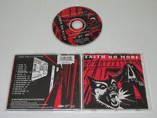 FAITH NO MORE/FOOL FOR A LIFETIME(SLASH/LONDRES 828560-2) CD ALBUM