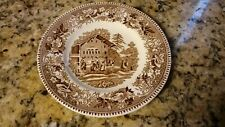 "Wedgwood ""Avon Cottage"" Bread Plate"