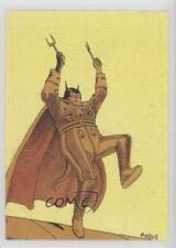 1993 Comic Images Moebius #27 The Tar'Hai Non-Sports Card 2a1