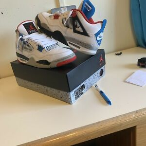 Jordan 4 Retro What The. Size - Uk11. 100% Authentic. Extremely Rare.