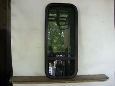 Black 15 X 36 Insulated Slider RV Window Camper Houseboat Tinyhouse Enclosed