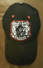 Sons of Anarchy Reaper Crew Black Snapback Baseball Cap Hat OSFM