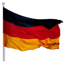 DEUBA Fahnenmast Alu 650 cm inkl. Deutschland Flagge (101427)