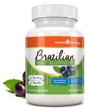 Brazilian Fat Burner for Men Weight Loss Pills 60 Capsules Evolution Slimming