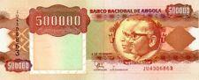 Angola billet 1991 neuf de 500000 kwanzas pick 134 UNC