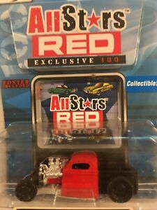 Maisto All Stars Red Exclusive 100, 1936 Chevy Pickup