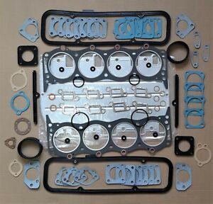 LAND ROVER, ROVER, V8 3.5 CARB. 14 BOLT COMPOSITE HEAD GASKET SET 1968 - 09/1990