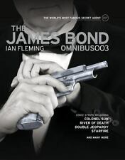 James Bond Omnibus Ser.: The James Bond Omnibus 003 by Jim Lawrence and Ian Fleming (2012, Trade Paperback, Combined Volume)