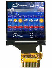1.3 inch TFT LCD Display IPS Square Panel Screen 240x240 for Smart Watch