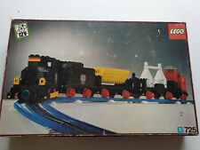 LEGO trein train JAAR 1973 LEGO 725
