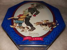Bringing Home The Tree Tin Music Box - Der Tannenbaum