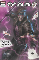 EXCALIBUR #2 (LUCIO PARRILLO EXCLUSIVE) COMIC BOOK ~ Marvel Comics ~ PRE-SALE