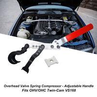 Compressore a molla della valvola del motore a leva regolabile OHV/OHC Twin-Cam