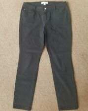 MICHAEL Michael Kors Womens Black Stretch Jeans Size 10