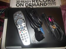 SKY HD BOX DRX890 500GB COMES WITH LEADS HDMI POWER  AND A REMOTE