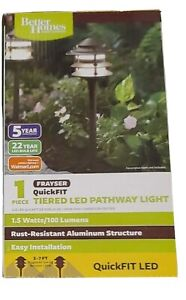 LED Pathway Light QuickFIT Low Voltage Outdoor Better Homes and Gardens Frayser