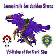 WoW Mount ☆ Leerenkralle des dunklen Sterns ☆ Voidtalon of the Dark Star ☆ Boost