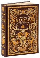 Tales of Norse Mythology Book Legends Folklore Leatherbound Classic Viking Myths