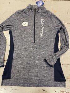 NORTH CAROLINA TAR HEELS, Women's Athletic Pullover, Medium, Licensed, NWT