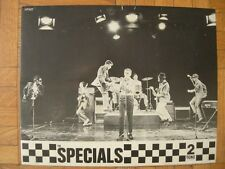 TIRAGE PHOTO ARGENTIQUE PROMO : THE SPECIALS – SKA 2 TONE RECORDS 1979