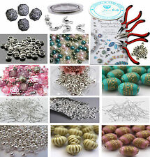 Adults Beginners jewellery making Starter Beads kit