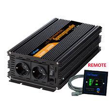 Convertisseur 2500W 5000W 12V 240V Pure Sine Wave Power Inverter onduleur RV