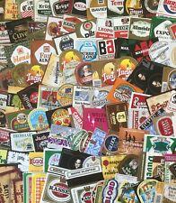BELGIUM Lot of 100 beer labels from BELGIUM !!! VERY NICE A865