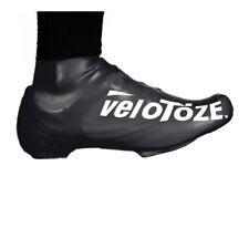 VeloToze Latex Cycling Aero Oversocks / Shoe Covers, Short, L/XL, 43-47